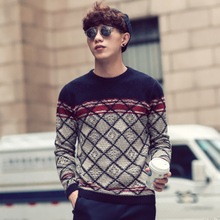 Youth of new fund of 2015 autumn outfit pop ICONS sweater Teenagers pullovers han edition sweater sweaters