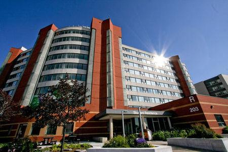 杭伯大學北校園酒店