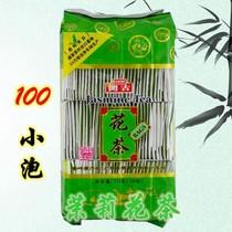 袋泡茶茉莉花茶叶100包茶包新茶袋装绿茶代用茶花草茶特级