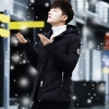 Men's jackets men's winter clothes down cotton-padded male Korean student fashion casual short paragraph padded jacket child
