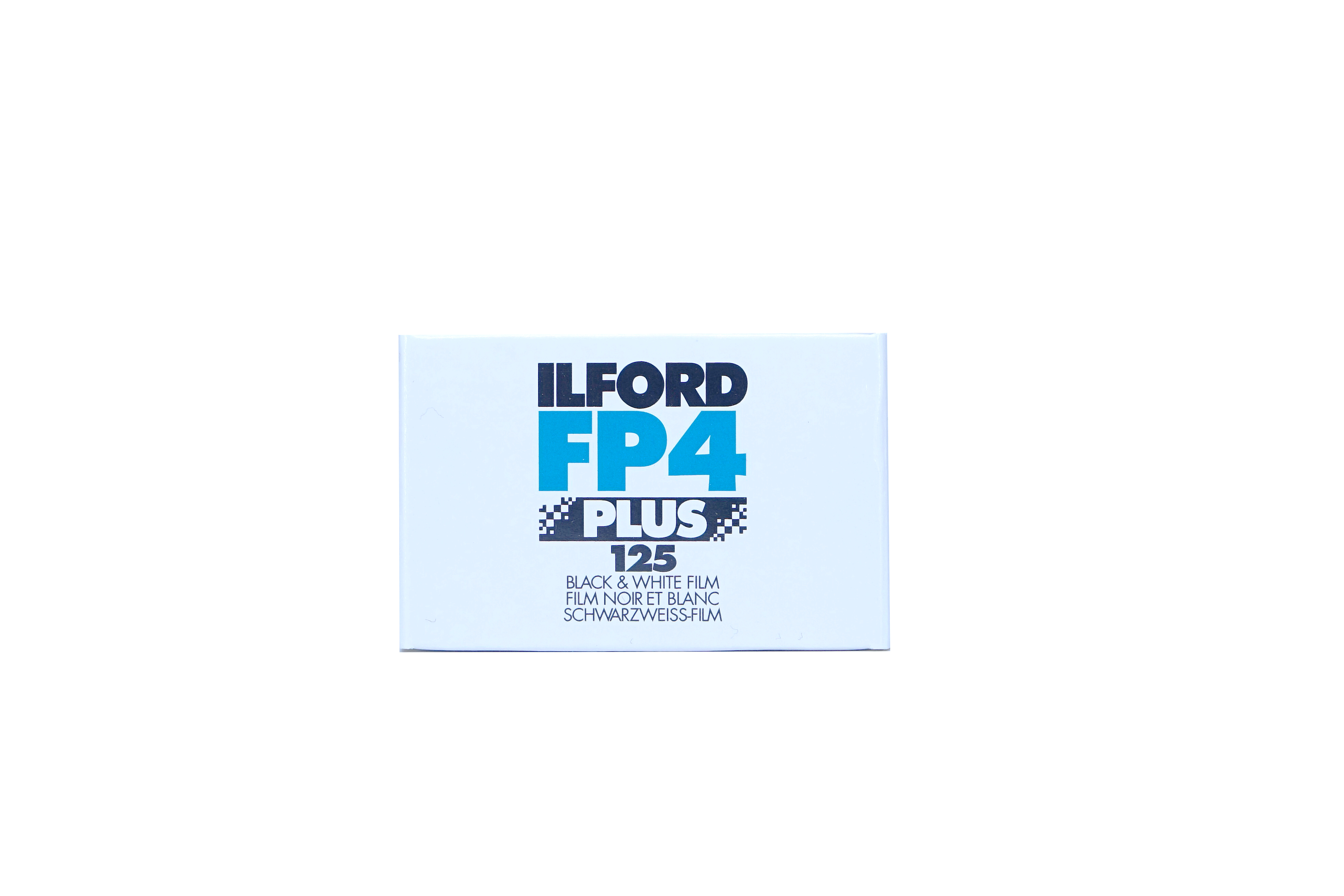 Ilford Iford FP4 Plus iso125 135 professional black and white film