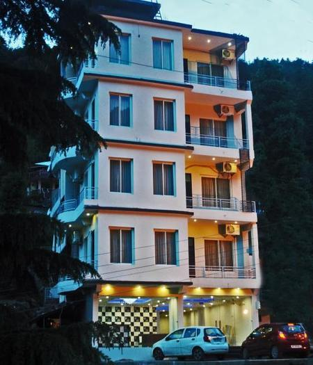 Hotel Triund Heights Luxury hotel