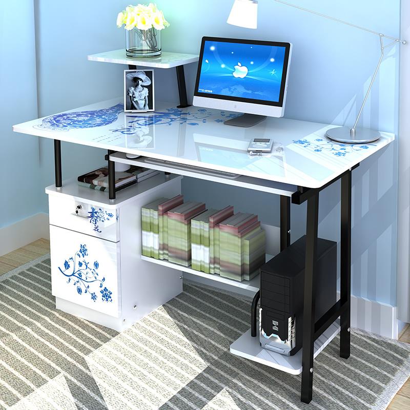 Европа смысл яркий компьютерный стол рабочий стол стол домой.
