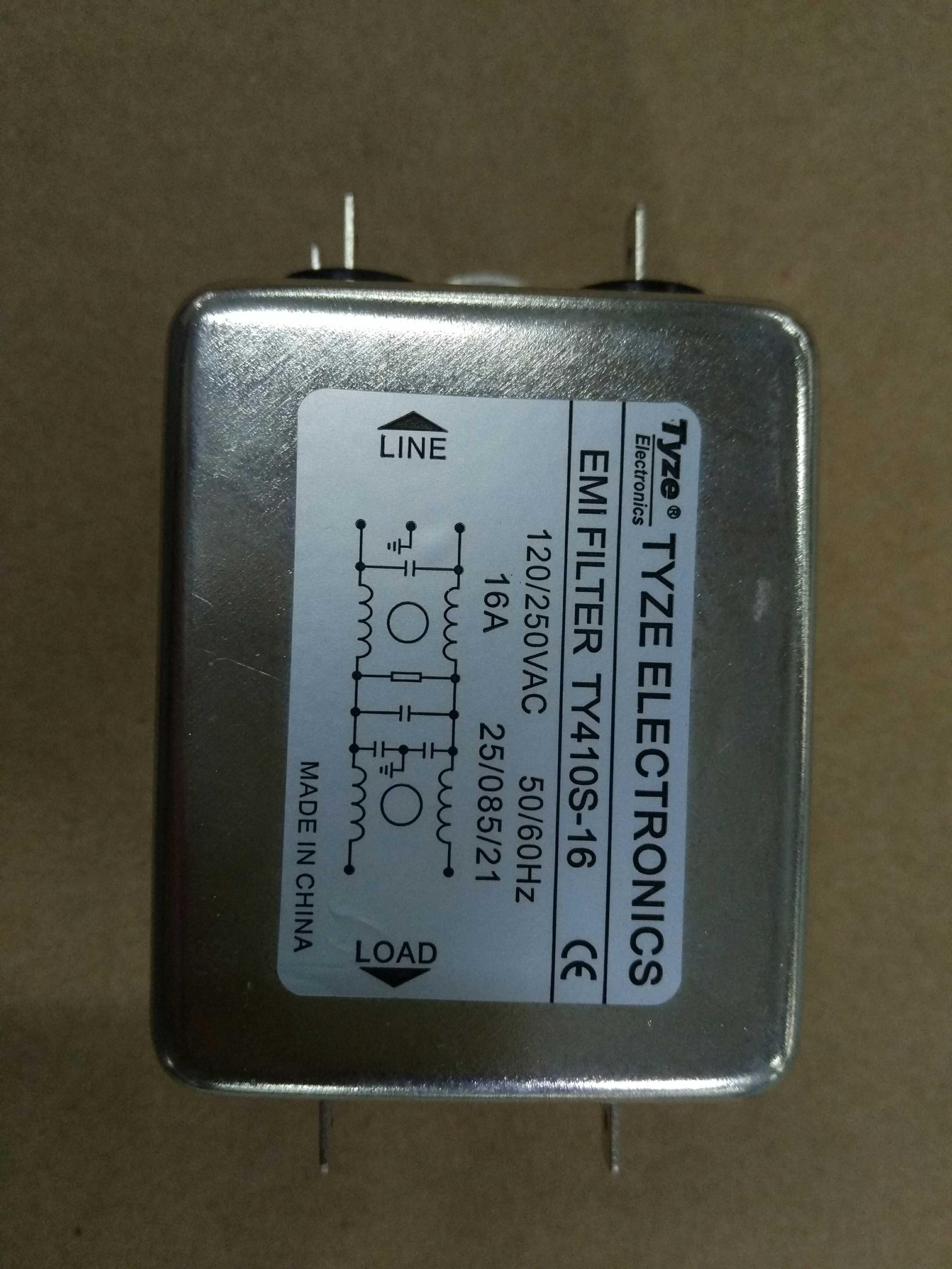 Лазер машина общего фильтр волна устройство 16A 10A общий
