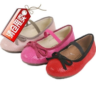 2015 spring new girls shoes princess shoes leather shoes 2015 Korean children new shoes
