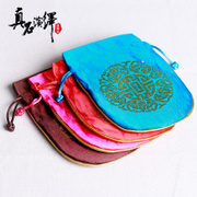 Kit bags nylon bags, jewelry bags embroidery wenwan Fu bag beads jewelry bracelet bag, bags, jewelry bags