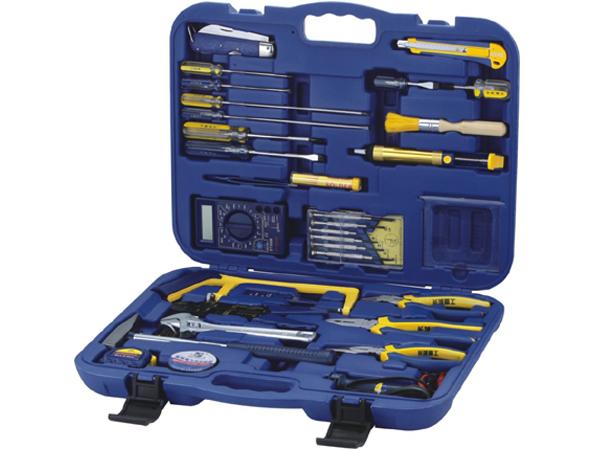 长城精工 42pcs电讯组合 组套工具套装 套装工具 五金实用工具