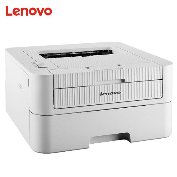 联想LJ2405D黑白激光自动双面a4高速打印机办公家用a5优2605D