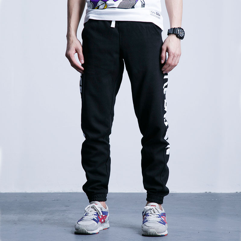 Trendy leggings and casual sports pants for male students