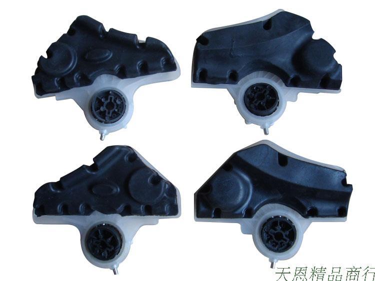 足部按摩器 足疗机配件夹板(包括夹板、橡胶、轴承)通用健尔马
