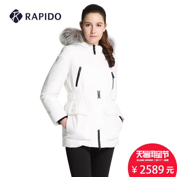 Rapido counters the same paragraph Ms. new winter sports and leisure silver fox fur jacket CP6Y38X13