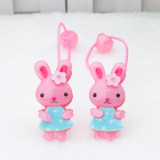 James Bunny Butterfly nayakeli rope tied string new rubber bands children Korea women hair jewelry