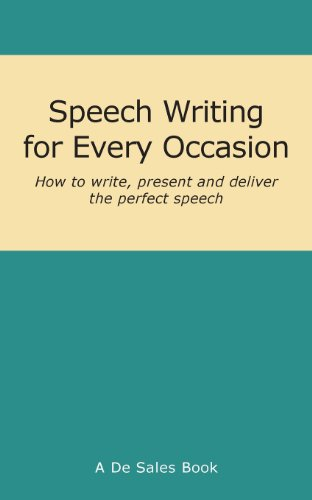 【预售】Speech Writing for Every Occasion