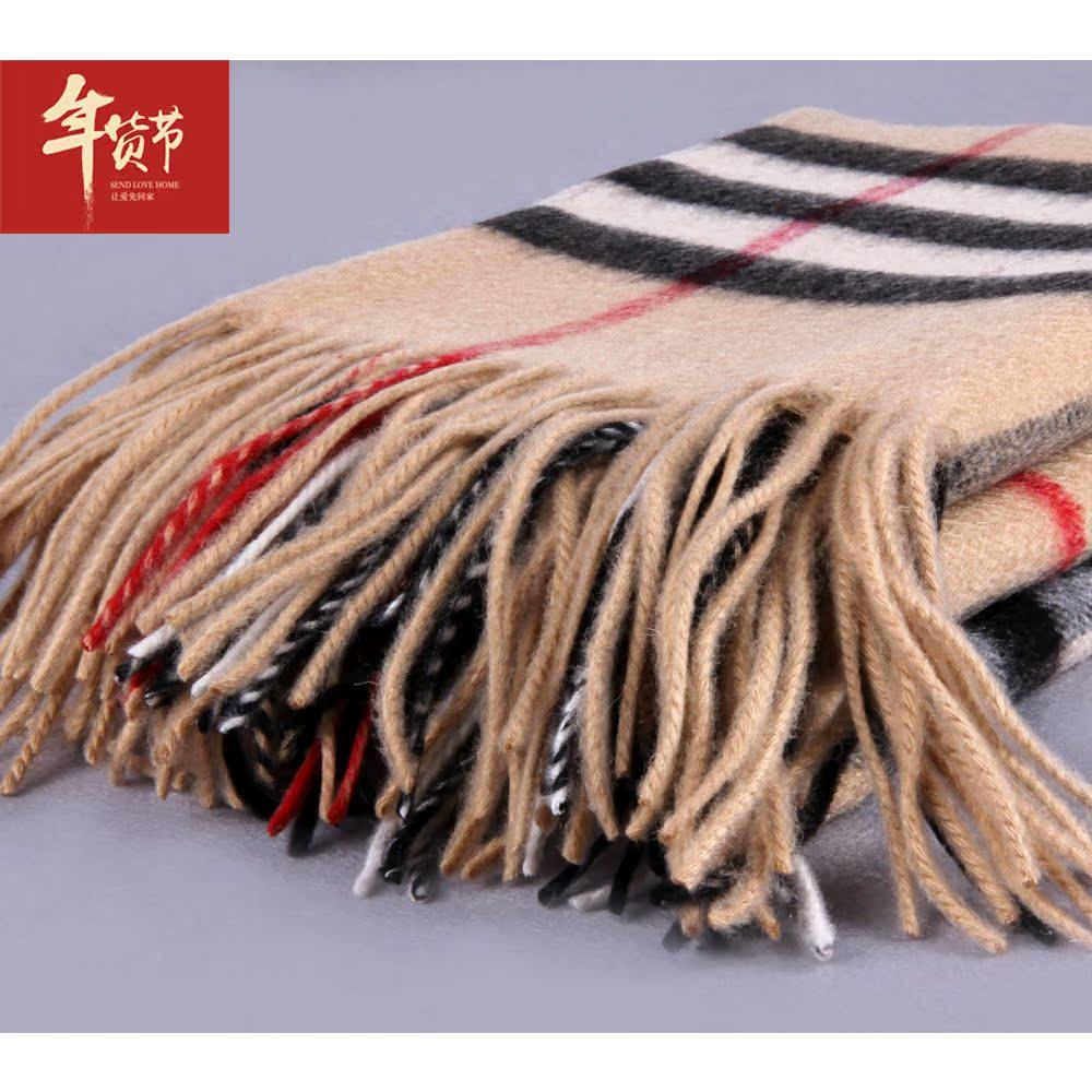 Мода осень/зима плед шерсть и кашемир шарф для мужчин и женщин в Англии толщиной многоцветной мешок mail
