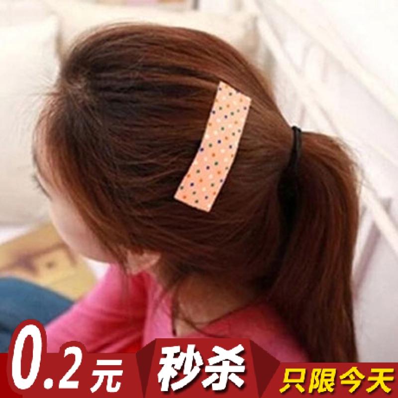 韩国发饰BB夹刘海夹边夹夹子森系发夹发卡头饰女卡子头发小饰品