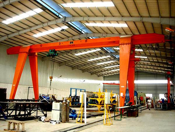 厂家直销定制安装维修 单双梁桥架式、门式春华起重机 行车龙门吊