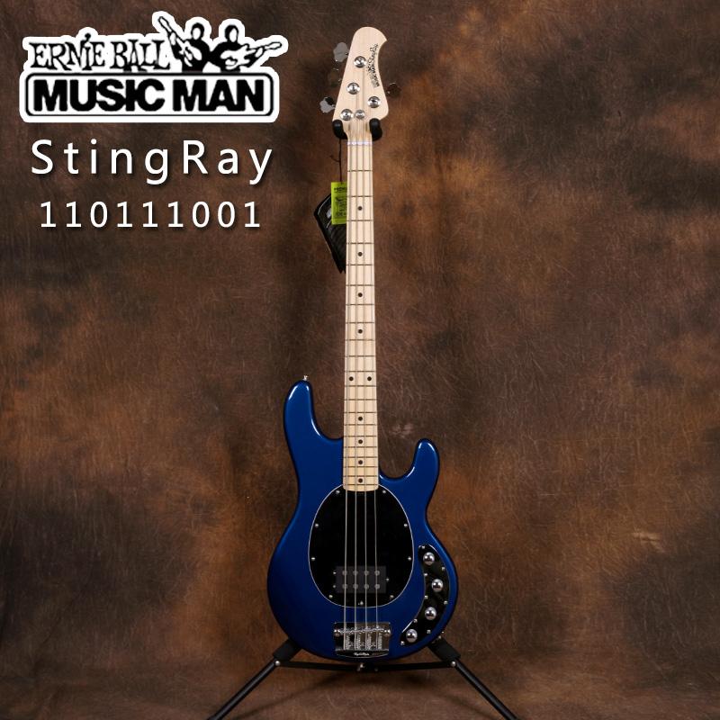琦材乐器 美产Musicman StingRay 四弦电贝司贝斯 110111001