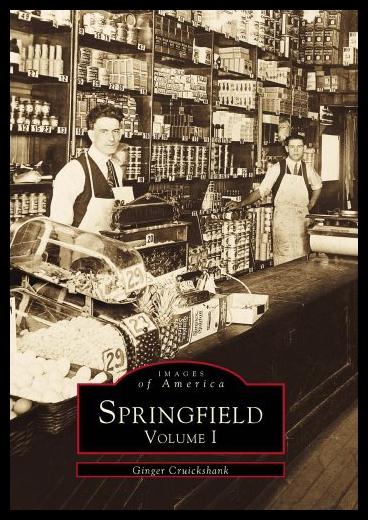 【预售】Springfield:: Volume I