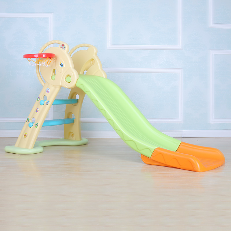 兒童滑梯嬰兒玩具寶寶滑滑梯室內家用樂園遊樂場 小型滑梯