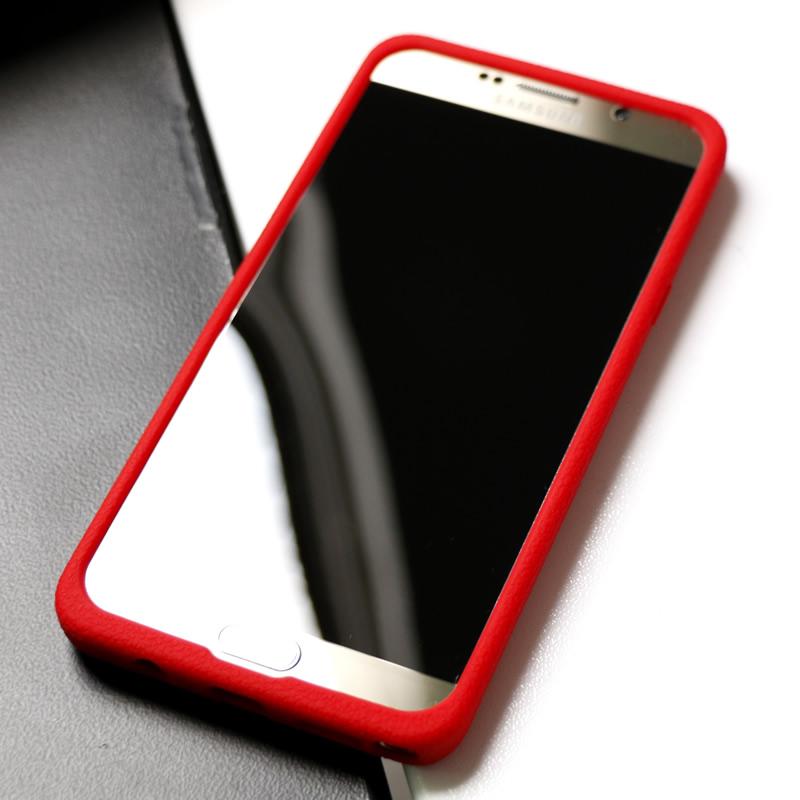 色布Seepoo 三星Galaxy Note5手机套 N9200手机壳 保护套 全包边 n9208 皮纹防摔 防滑硅胶套 手感舒服 男女