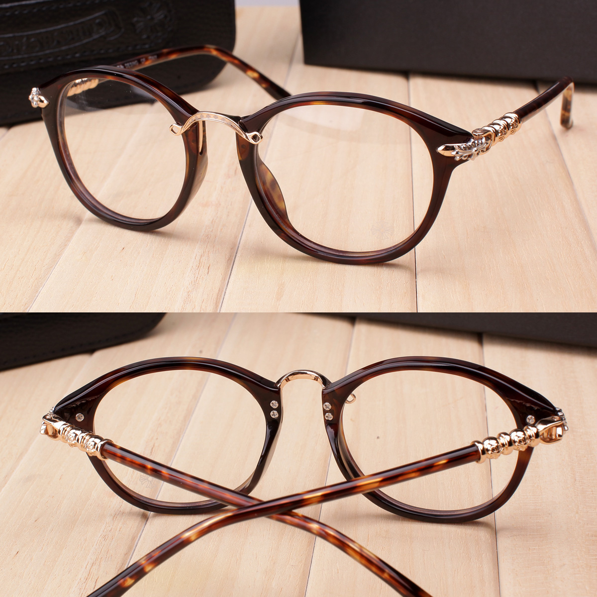 Новый старинные ручной очки большой лицо ZCHMHTY Harajuku мужчин оптические очки кадр