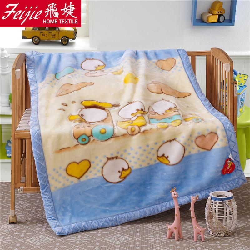 兒童加厚雙層柔軟毯春秋絨毯辦公室冬天蓋毯小孩嬰幼兒毛毯子