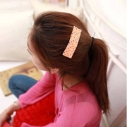 Know Richie Korean headdress Korea BB clip hair accessories clips popular beautiful small round firing in bursts clips