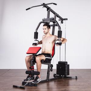 悦动YD6280综合训练器家用单人站健身器材多功能大型力量训练器械