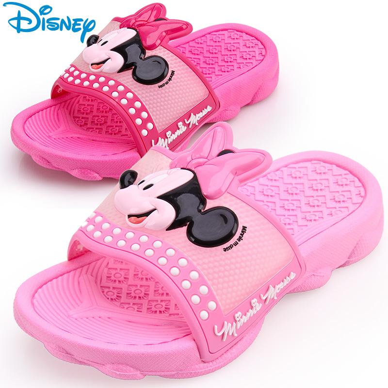 迪士尼拖鞋2016夏新小孩沙灘鞋防滑家居鞋 兒童涼拖鞋男童女童鞋