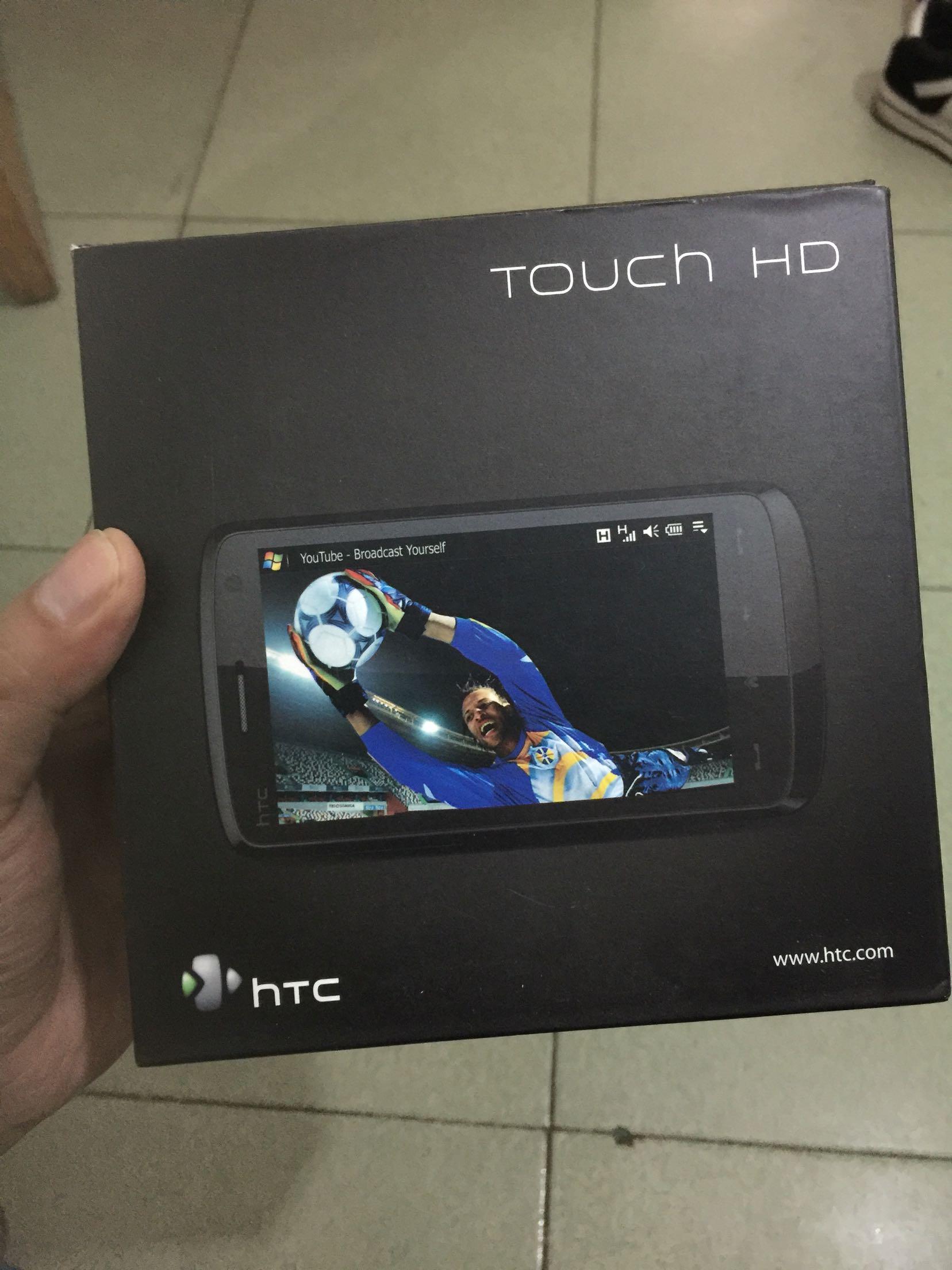 Htc HD 多普达 touch HD  带盒子收藏不错 数量不多