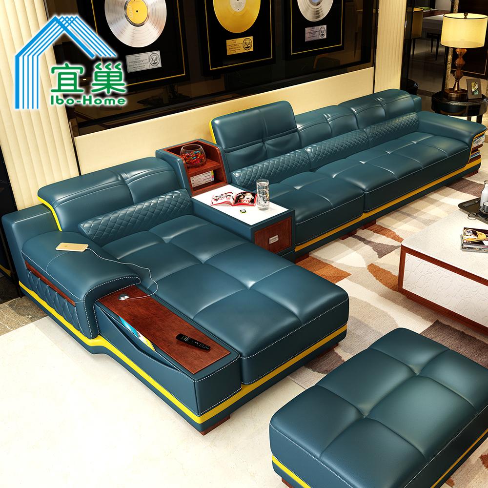lbo Home 宜巢真皮沙发怎么样,在宜巢家居旗舰店购买家具靠谱吗