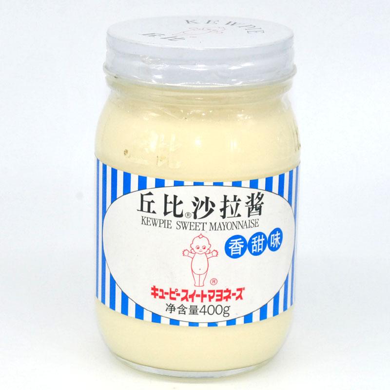 丘比香甜沙拉醬400g 壽司料理水果蔬菜色拉沙律 調味