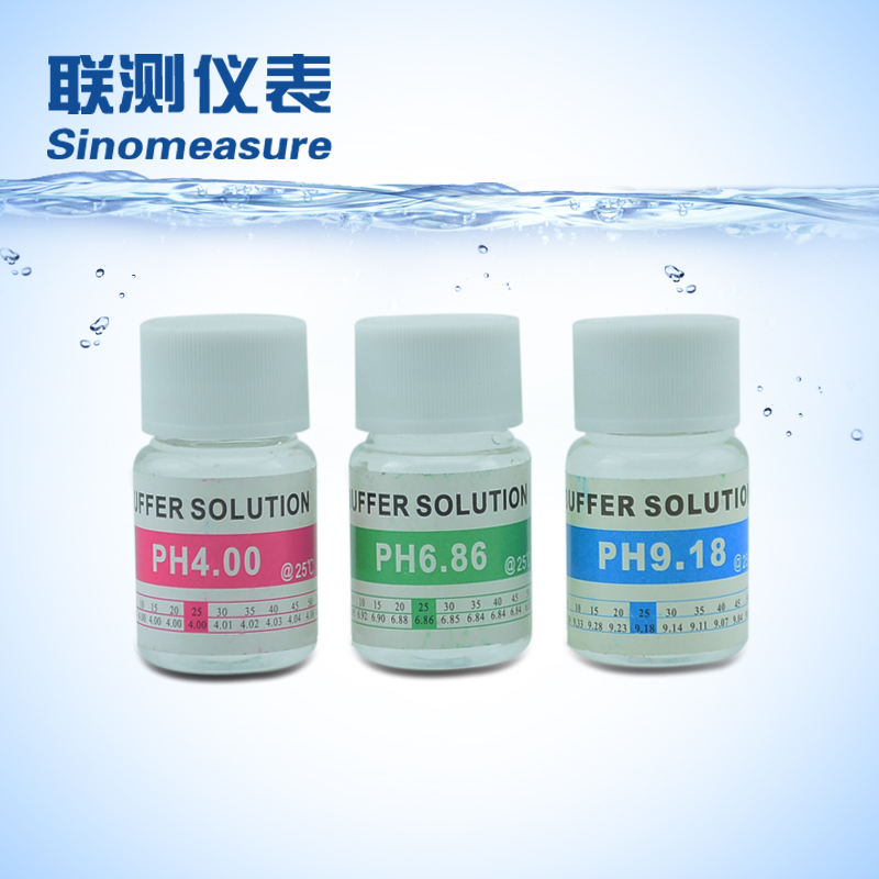 Жидкость pH Калибровка рН калибровки буферного раствора рН жидкости Калибровка рН метр рН метр тестер калибровки жидкости