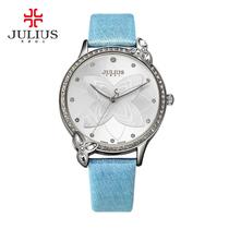 868包邮Julius聚利时石英机芯手表时尚防水女韩版皮带日韩腕表JA