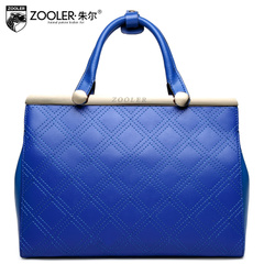 Jules Europe for autumn and winter fashion Lady bag leather handbag leisure shoulder bags slung 2015 new female