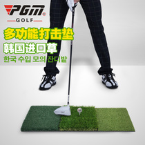 PGM Genuine Golf Putter practice device Three in one multifunctional strike pad portable swing practice