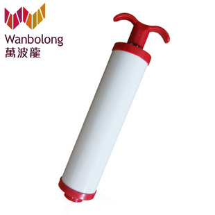 Wanbo Long hand-pump vacuum compression bags thick quilt vacuum pouch dedicated suction pump new manual