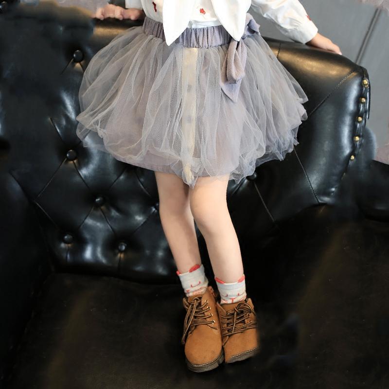 兒童小童百搭女童半身裙