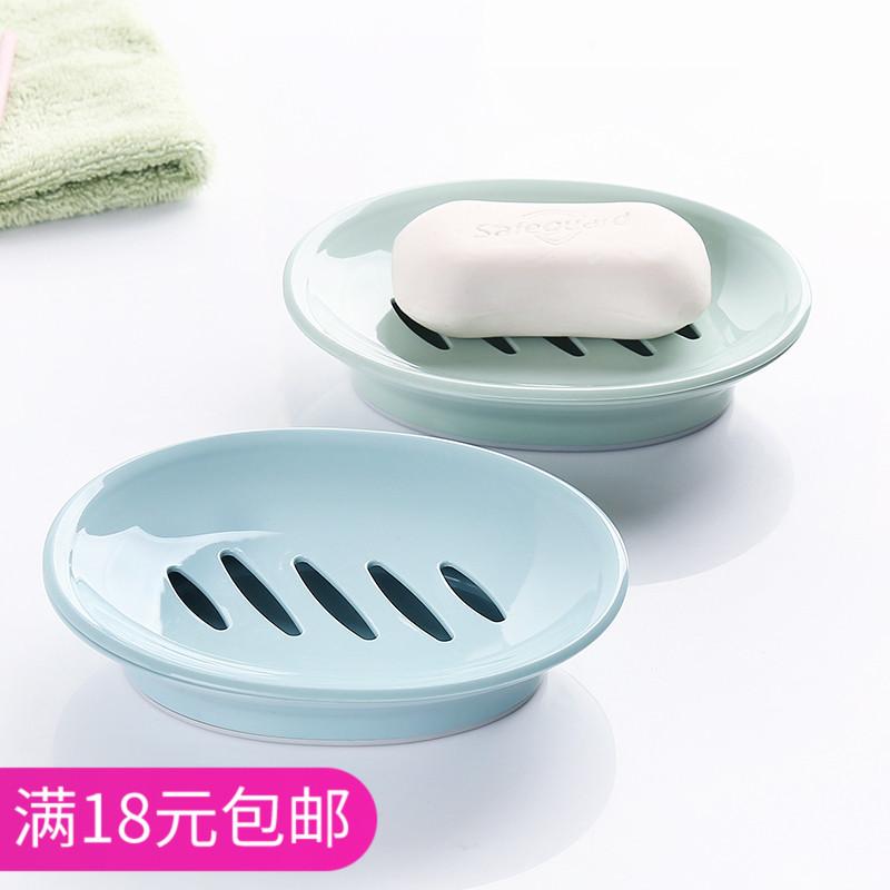 Континентальный овальный мыло коробка мойте руки между пластик простой койка дренажный туалетное мыло коробка ванная комната мыть мыльница мыло блюдо