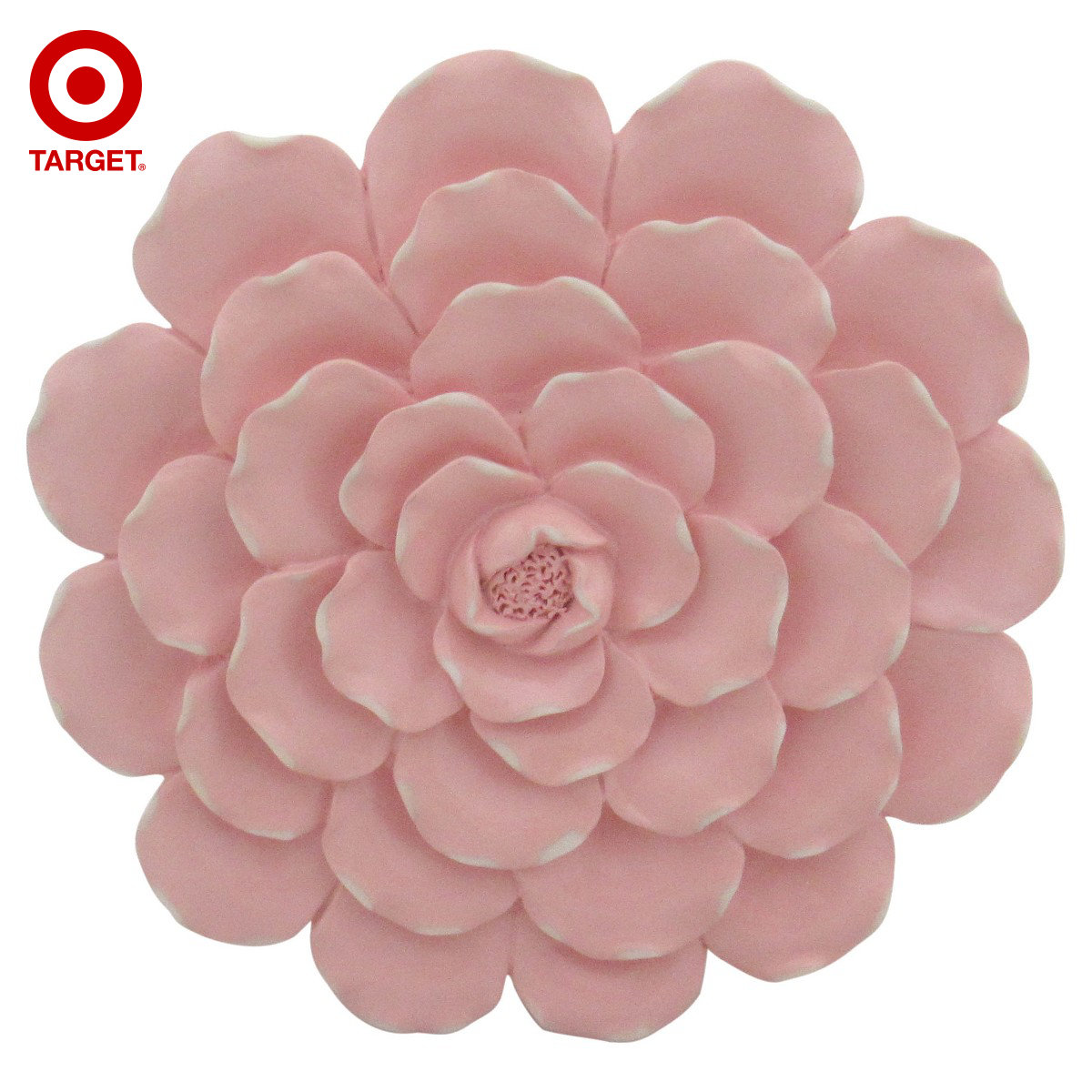 Сша Pillowfort розовый цветок стена на искусство декоративный статья домой декоративный статья