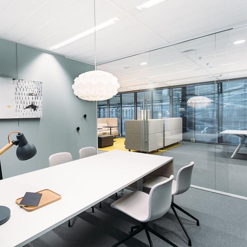 装修设计工装室内办公室装修会所