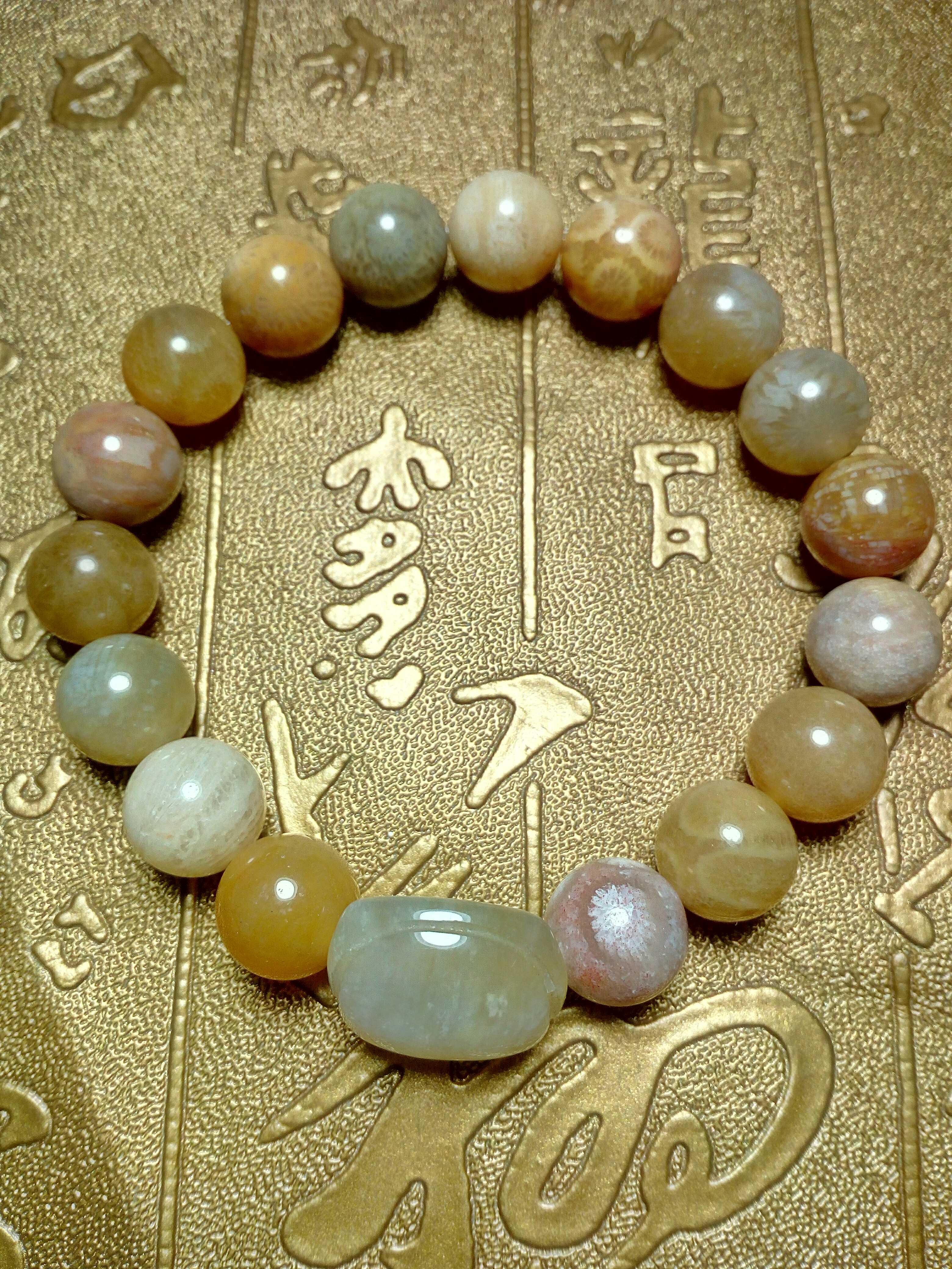 Indonesia coral jade gem bracelet Jewelry summer intimate girlfriends and girlfriends birthday gifts