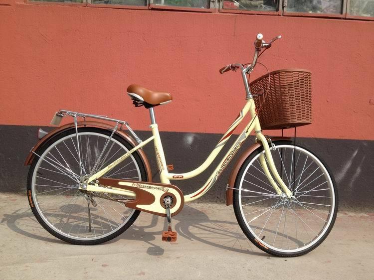 12月01日最新优惠24寸永久麟龙复古学生自行车