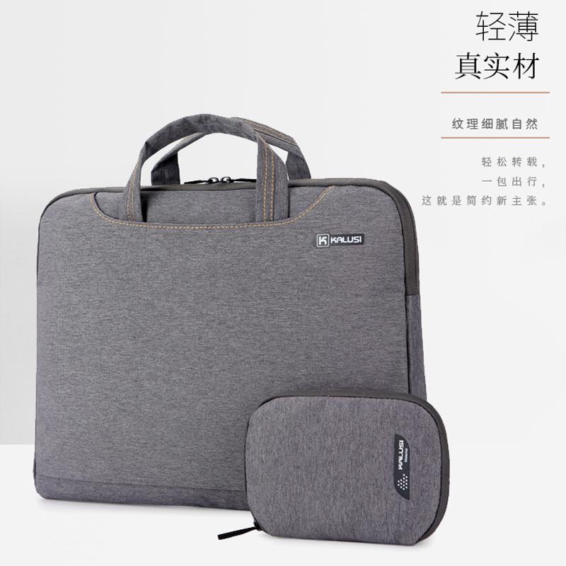 15.6寸 14寸電腦包華碩筆記本包男女手提電腦包12 13 13.3 15寸
