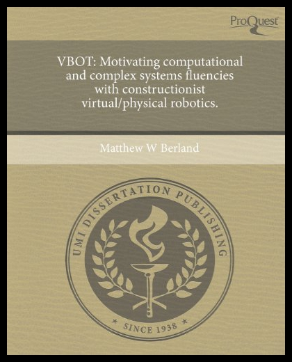 【预售】Vbot: Motivating Computational and Complex System