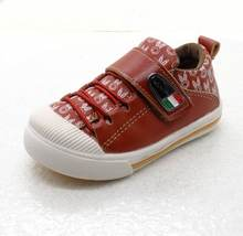 The spring and autumn period and the male baby infant children of childhood is the 1-2-3 - year - old han edition and recreational leather shoes toddler shoes new mail