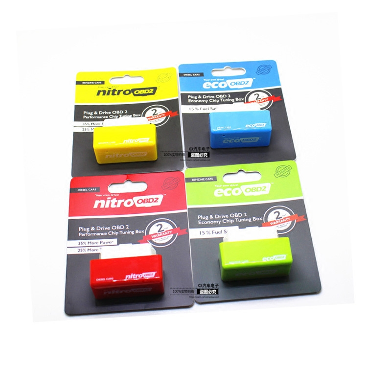 Eco obd Drive Nitro power OBD2 Car Chip Tuning Box