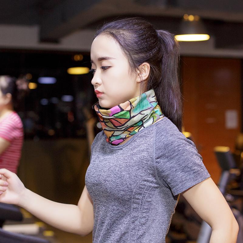 Магия шарф движение оборудование хип-хоп нагрудник рыбалка на открытом воздухе солнцезащитный крем все лицо маска для лица мужчина ошейники верховая езда шарф женщина