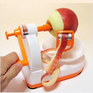 Яблоко вырезать кожа устройство рука вырезать кожа машинально царапина кожа нож многофункциональный фрукты нож идти кожа артефакт яблоко вырезать кожа устройство машинально