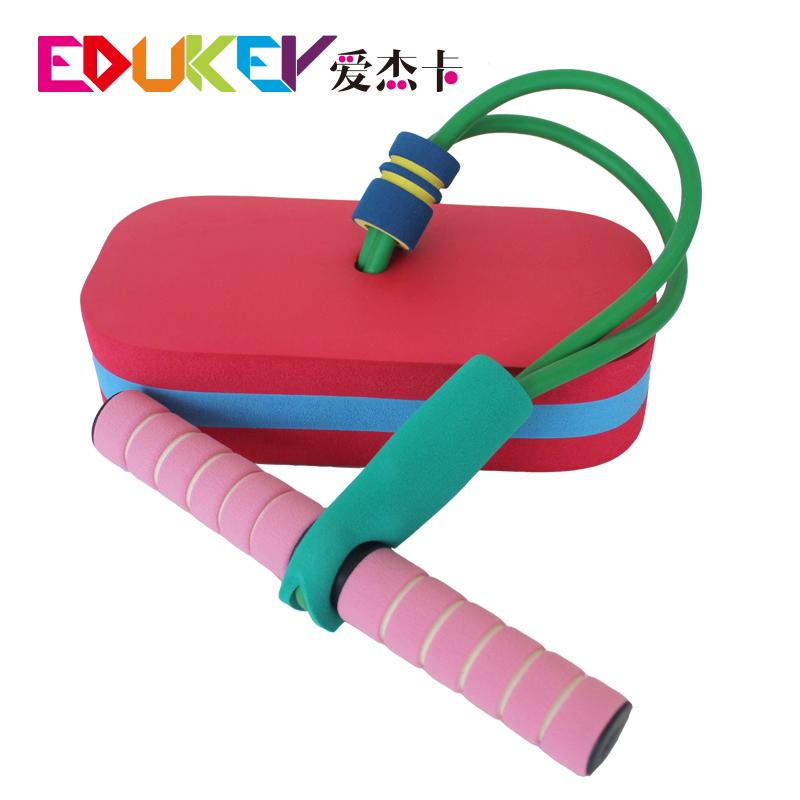 兒童青蛙跳有聲彈跳鞋幼兒園教學健身 玩具 戶外體育比賽器材